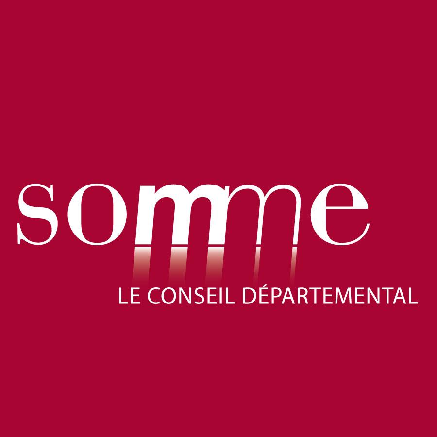 logo departement de la somme client i-media
