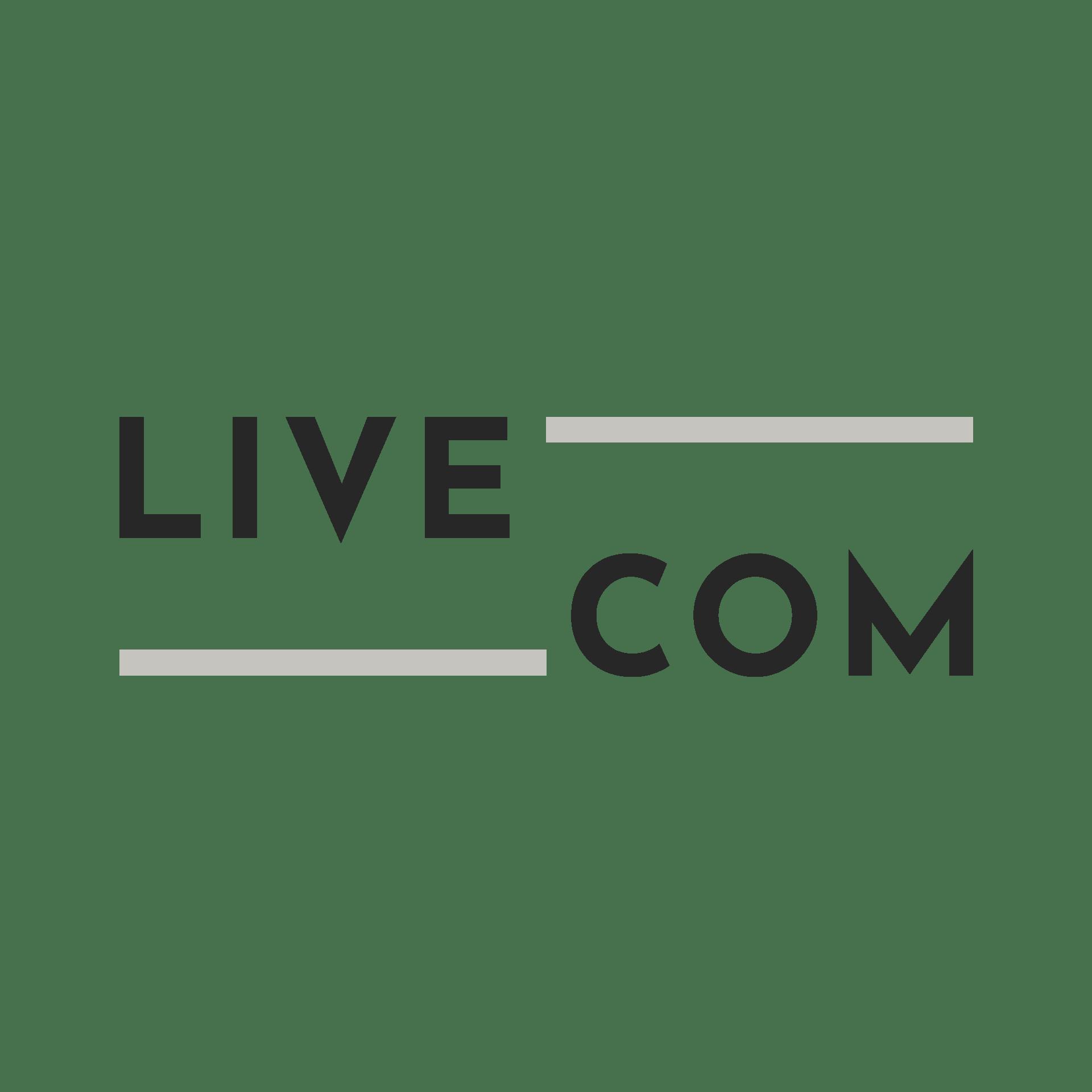 logo LIVECOM client i-media pour une communication digitale à rouen