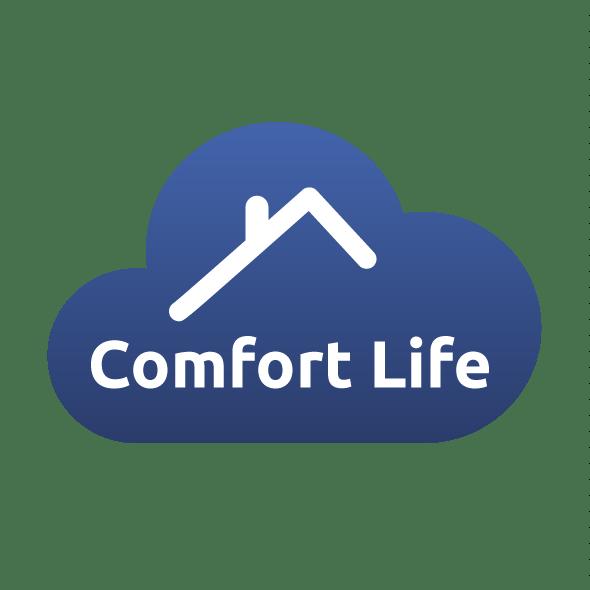 logo COMFORT LIFE client i-media pour une communication digitale à rouen
